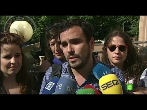 Izquierda Unida confía en Alberto Garzón para renovar el partido