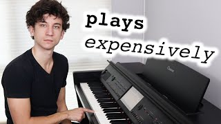 When you can't play your instrument but it's expensive