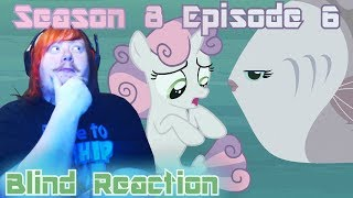 """Blind Reaction - MLP: FIM S8 E6 """"Surf and/or Turf"""""""