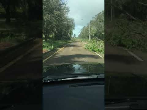 Irma 2017 Naples - Radio Road