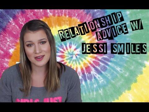 RELATIONSHIP ADVICE W/ JESSI SMILES
