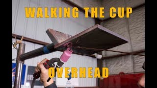 Walking the Cup on Overhead Plate thumbnail