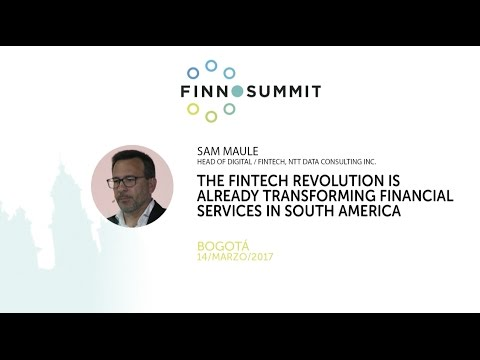 FINNOSUMMIT Bogota 2017. Keynote: Sam Maule (In English)