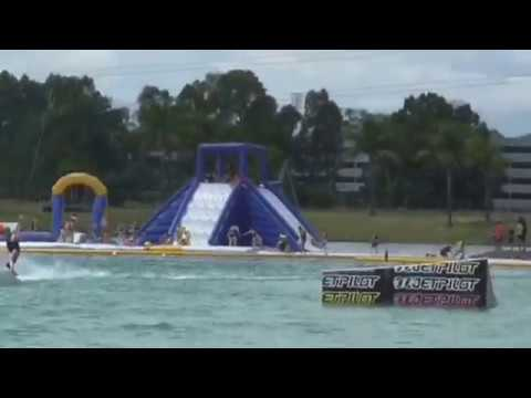 Cable Wakeboarding Sessions at Cables Wake Park Sydney