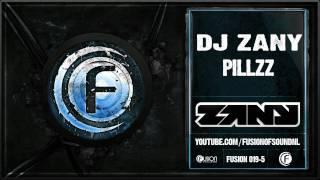 DJ Zany - Pillzz