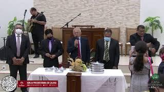 Culto de Adoração - 07/02/2021 - Igreja Presbiteriana do Calhau