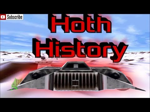Evolution of Game Graphics | Battle of Hoth Gameplay Montage 1982 - 2015
