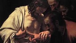 L'incrédulité de saint Thomas par Le Caravage