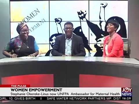 Women Empowerment - The Pulse on JoyNews (18-8-17)