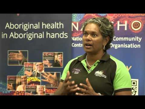 Renee Blackman Aboriginal Health In Aboriginal Hands #closethegap