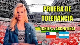 Prueba de Tolerancia | Chile vs Argentina - La Vida Del Desvelado