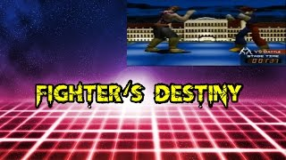 RGR - Fighters Destiny (Nintendo 64)