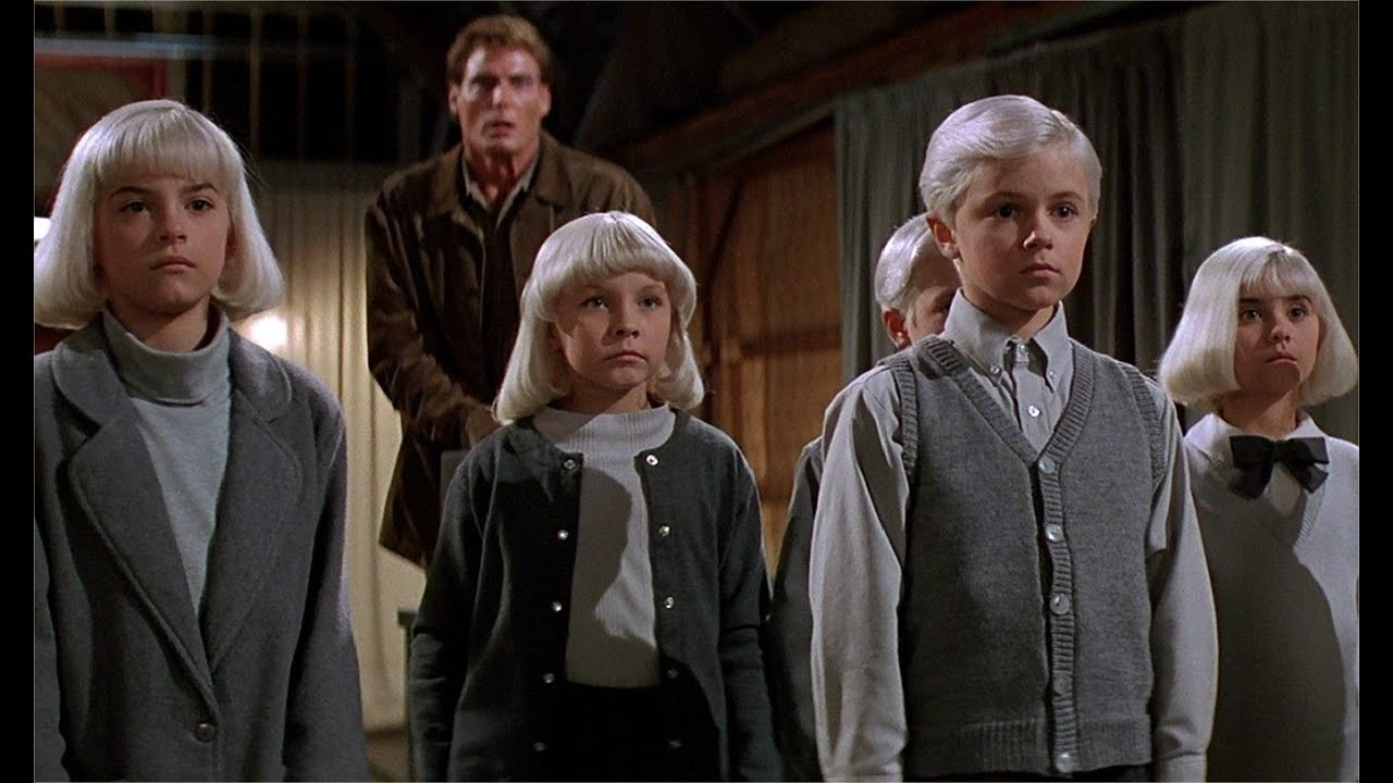 Download village of the damned (1995)-  Full ending! HD
