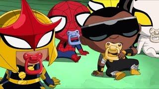 Великий Человек-паук - Кроха Человек-Паук - Сезон 2, Серия 12 | Marvel