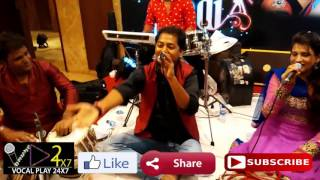 Download Hindi Video Songs - DAMA DUM MAST KALANDAR LIVE   SHERRY SINGER