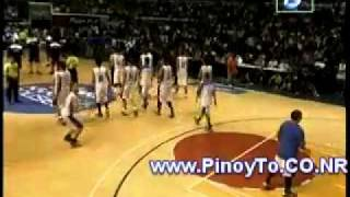 NBA All Stars versus Smart Gilas July 24, 2011 at the Smart Araneta Coliseum Part 1 (AKTV on IBC 13)