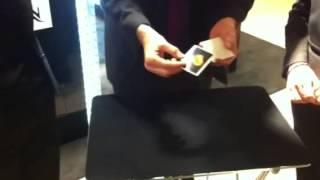 Joaquin Matas en Nespresso
