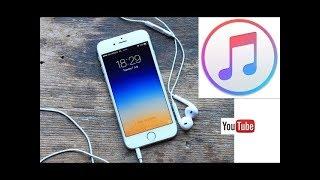 Itunes ten telefona müzik atma