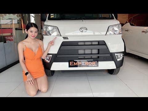 Daihatsu Hijet Cargo made in Japan ราคา 595,000 บาท Emperor Auto Cars ศูนย์นำเข้ารถยนต์ อันดับ1ในไทย
