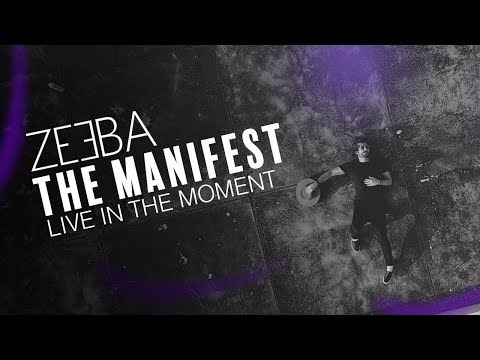 Zeeba - Live in the Moment (The Manifest)