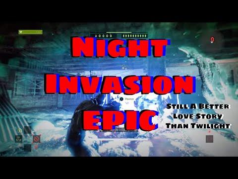 Generic Night Hunter Invasion | Frog Magic