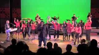 Extreme Praise of Extreme Gospel Worship Center in San Diego Kuumba Fest 2013 He Lives .m4v