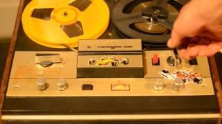 видео Пассик на пленочный магнитофон
