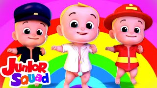 Download Mp3 Kaboochi Puisi untuk anak edukasi anak Junior Squad Indonesia Bayi sajak