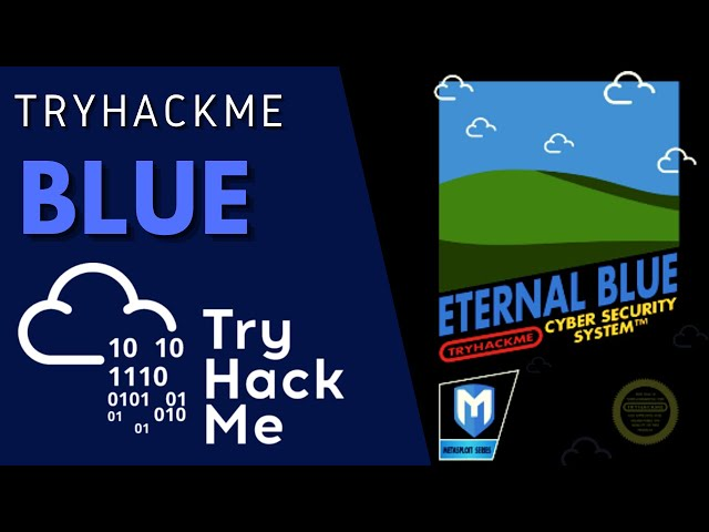 TryHackMe Blue - Walkthrough