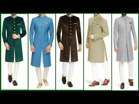 Latest top class sherwani design for man 2019 latest design collection
