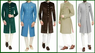 Latest top class sherwani design for man 2019 latest design collection screenshot 3