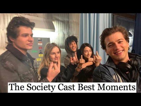The Society Cast