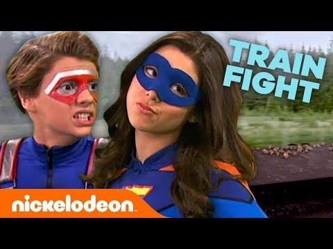 Phoebe Thunderman & Kid Danger To The Rescue 🦸🏻♀️🦸♂️ Henry Danger & The Thundermans   Nick