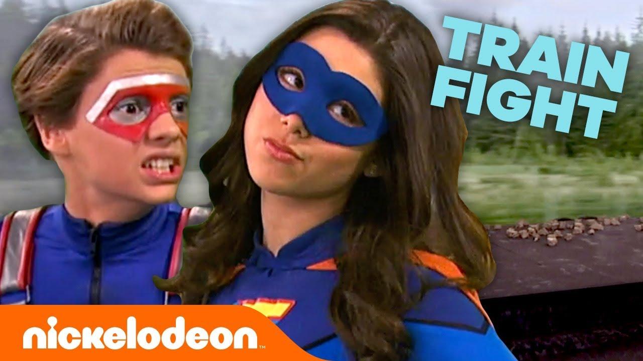 Download Phoebe Thunderman & Kid Danger to the Rescue 🦸🏻♀️🦸♂️ Henry Danger & The Thundermans | Nick