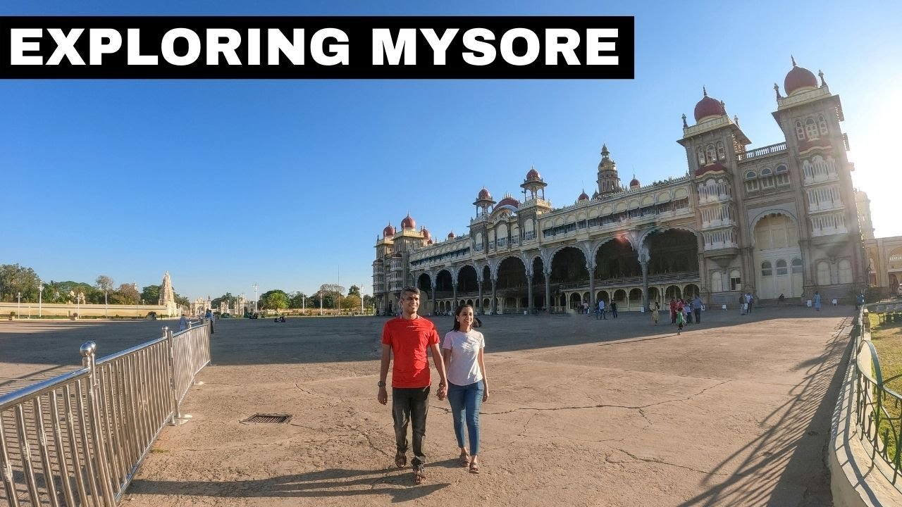 Mysore tourist places | Mysore Palace | Chamundi Hill | Must visit Places to see in Mysore