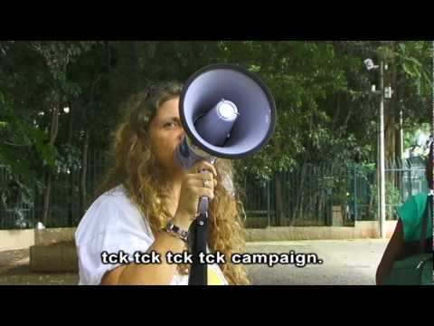 Global Campaign for Climate Action - Sao Paulo - Brazil