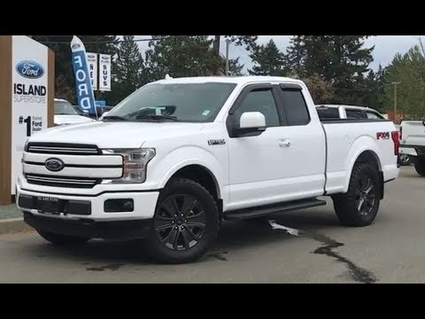 ford   lariat fx sport ecoboost supercab review island ford youtube