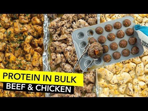 Meal Prep Freezer Meals | Meal Plan | Cook with me | Sunday Setup | Keto Diet from YouTube · Duration:  17 minutes 46 seconds