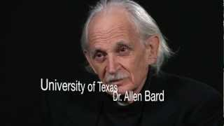 Chemist Allen Bard is a 2011 National Medal of Science Laureate