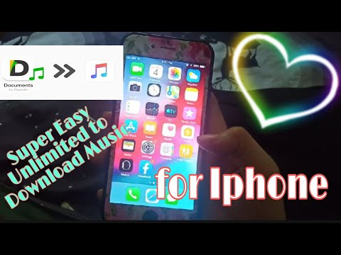How To Download Music On Your IPhone Without Computer , Super Easy | REVIELYN TINAO
