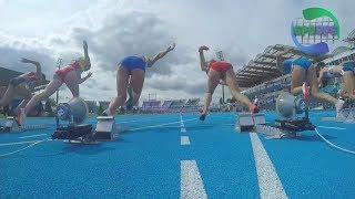 European athletics championships u23 | 2017 highlights | girls of europe | ᴴᴰ