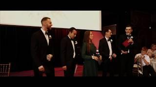 Свадебный конкурс, рэп на свадьбе - Ведущий Сергей Мирный, самый лучший, прикольный, весёлый