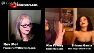 Kim Fowley on the Rev Mel Show Live on TSRnetwork.com