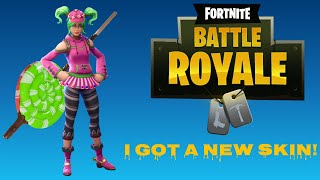 Fortnite - New Zoey Skin