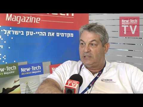 DKR at NewTech 2013