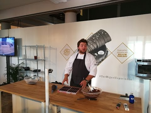 Chocolate treats with Willem Verlooy - The San Miguel Experience
