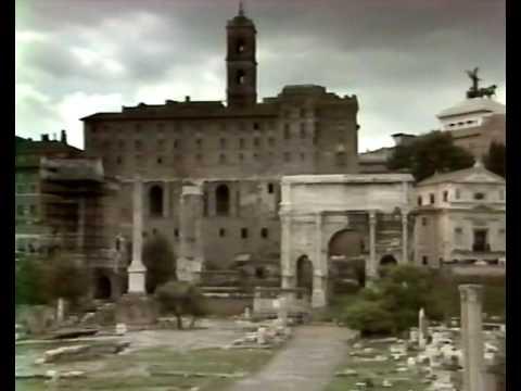 Archéo Vidéo : La Rome Des Césars [VHS]