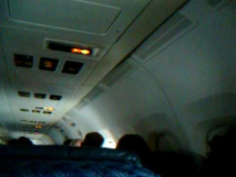 American Airlines Flight 303 To San Diego Airport From New