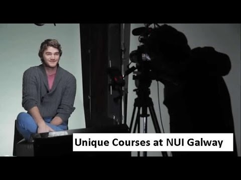 Unique Courses at NUI Galway