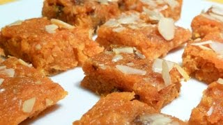 Carrot Halvah | INDIAN RECIPES | WORLD'S FAVORITE RECIPES | HOW TO MAKE